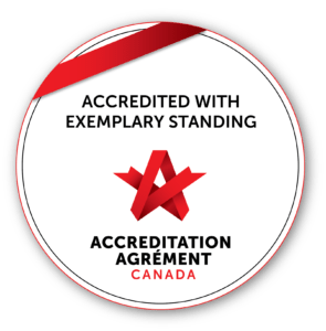 Accreditation Canada - Exemplary Standing