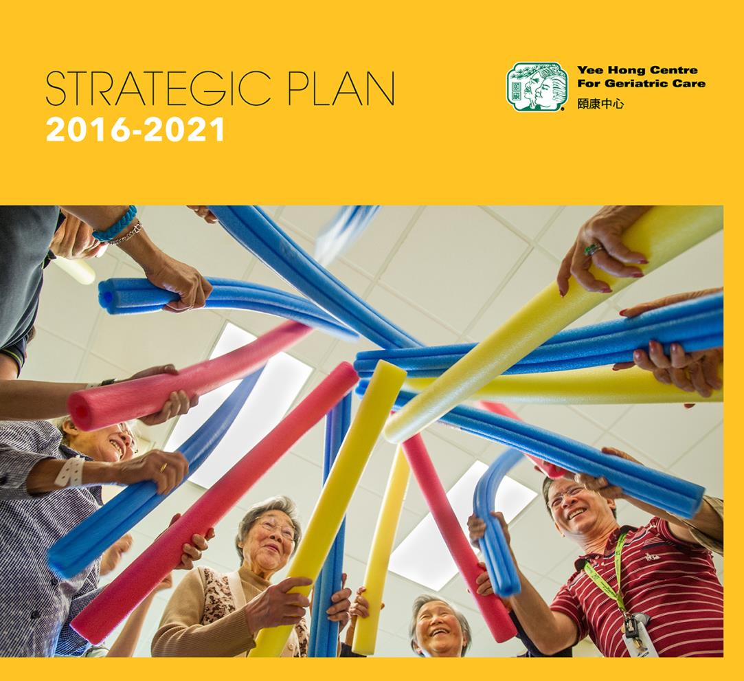 Strategic Plan 2016 – 2021